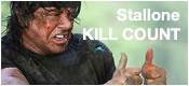Toda la gente que ha matado Stallone