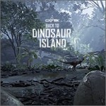 Demostración técnica VR con dinosaurios