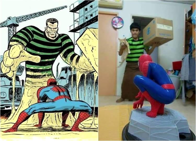 cos-spiderman