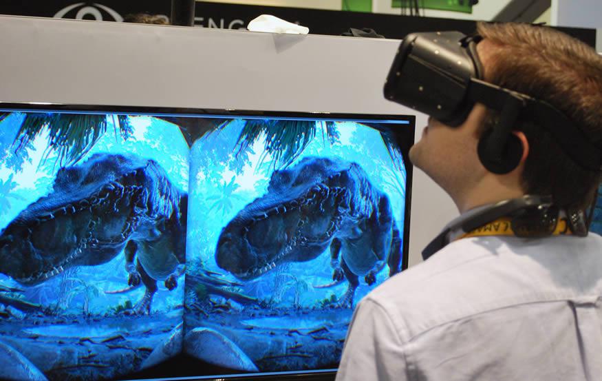 realidad virtual crytek