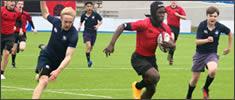 estrella del rugby