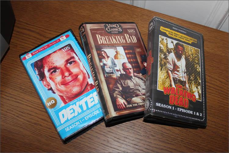 cintas VHS
