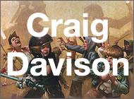 Vuelta a la infancia de la mano de Craig Davison