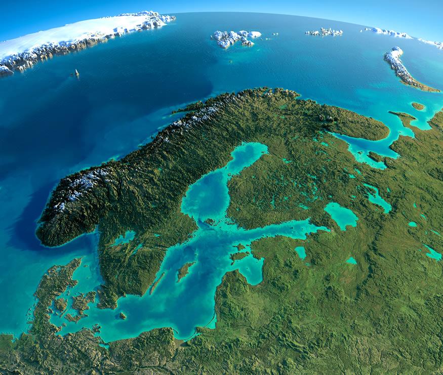 norte-europa