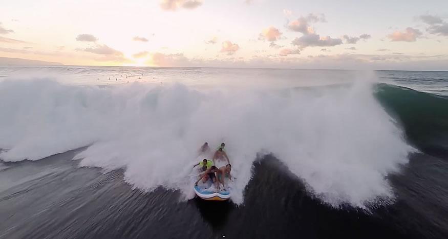Tabla de Paddle Surf tamaño XXL