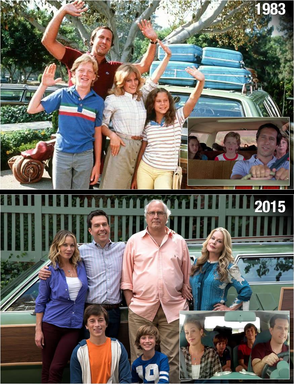 Vacaciones de una chiflada familia americana