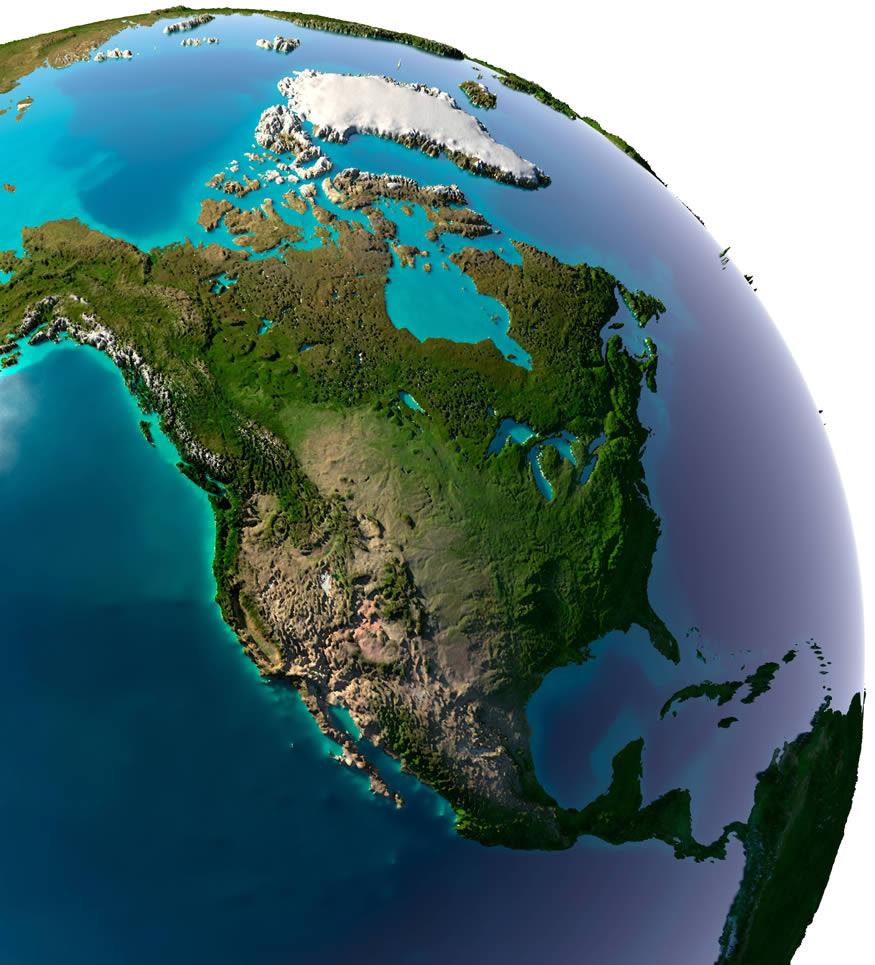 La Tierra vista desde otra perspectiva