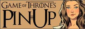 Juego de Tronos al estilo Pin-Up