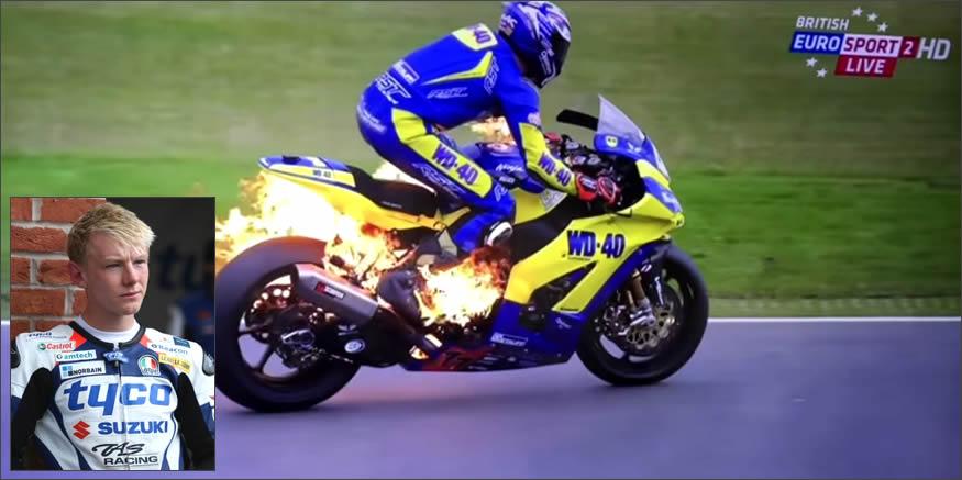 Fuego entre las piernas