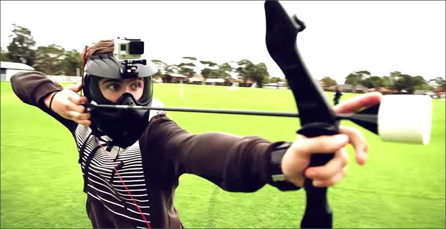 Batallas de tiro con arco
