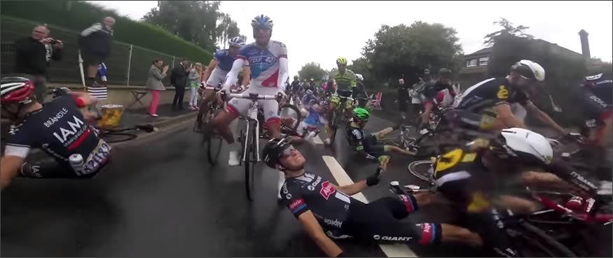 Tour de Francia desde dentro