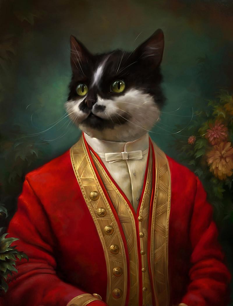 gato-rojo