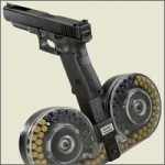 La pistola ametralladora