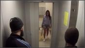 Tensión en el ascensor