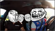 Thug Life in Nurburgring
