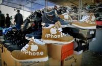 iPhone en los chinos