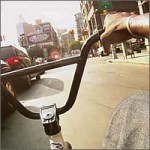 Un paseo BMX por New York