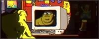versión VHS de Los Simpsons