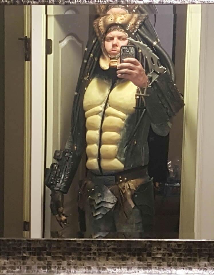disfraz de Predator