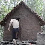 Superviviente nivel pro y la choza de tejas
