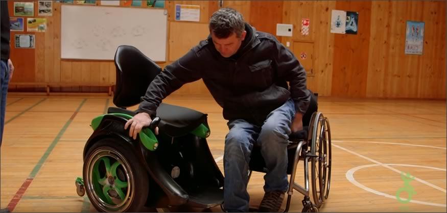 silla de ruedas segway