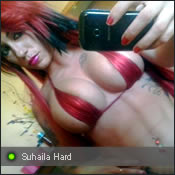 Suhaila Hard