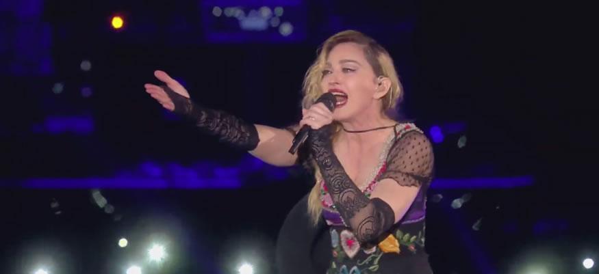 Tributo de Madonna a París