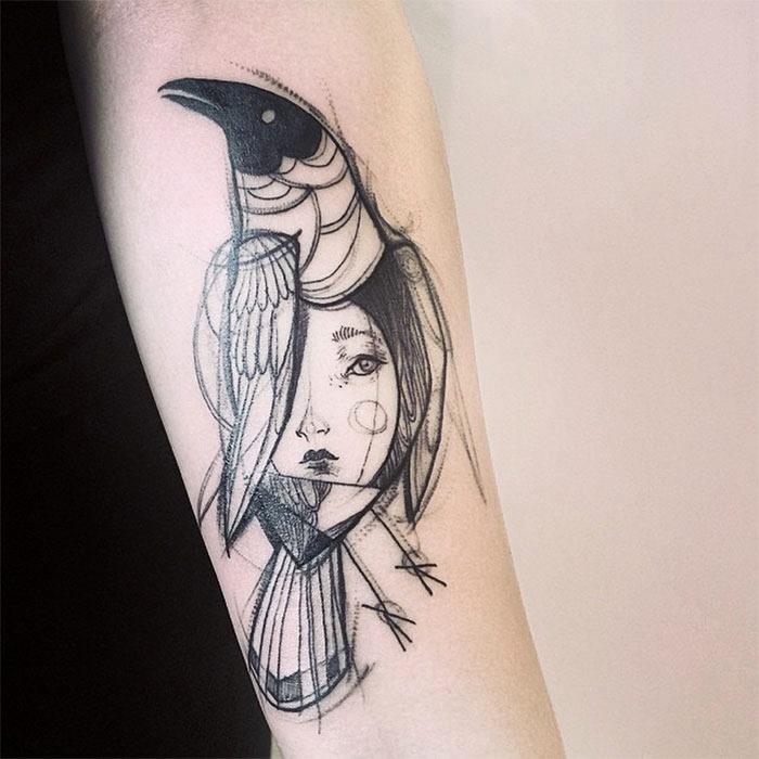 pajaro-tattoo