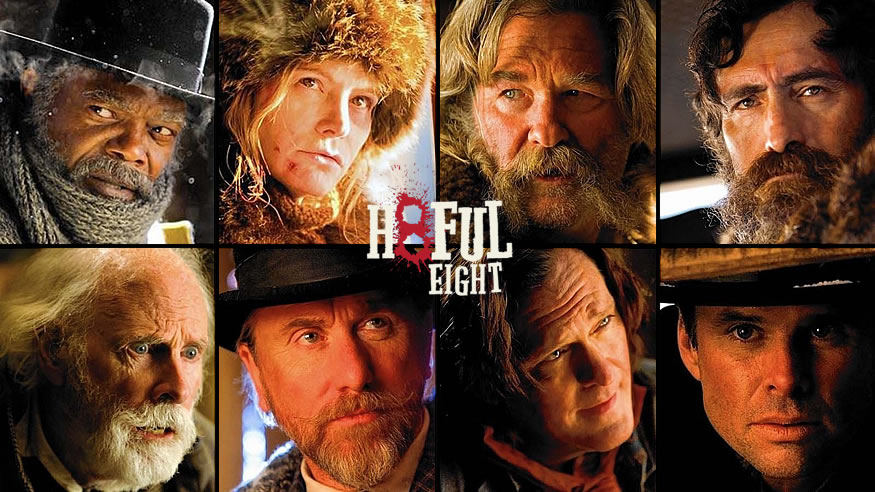 Trailer oficial de The Hateful Eight