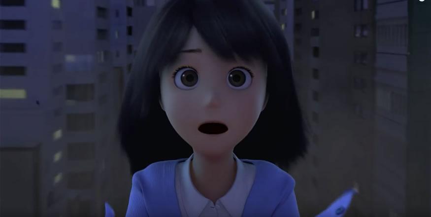 Animación 3D a lo Pixar: Tokio Cosmo
