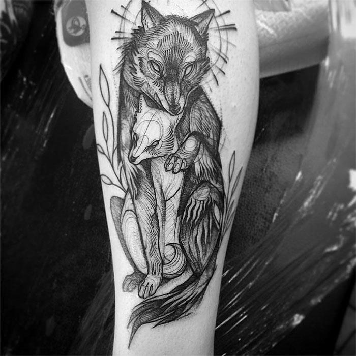 zorro-tatoo