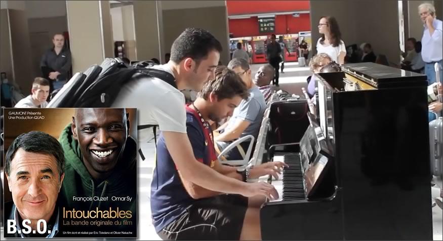 improvisando al piano