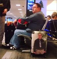 La mejor forma de no perder la maleta