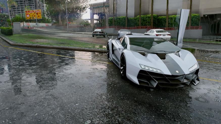 Pinnacle V un mod para perfeccionar GTA V