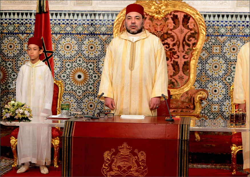 príncipe de Marruecos