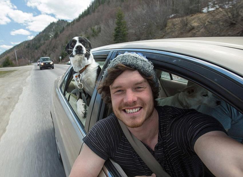 rey de los selfies