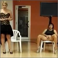 Amador y soraya en el stand de adp en el seb - 1 part 6
