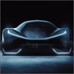 FFZERO 1 una visión del coche del futuro