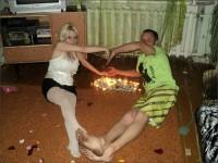 La foto más romántica jamás hecha