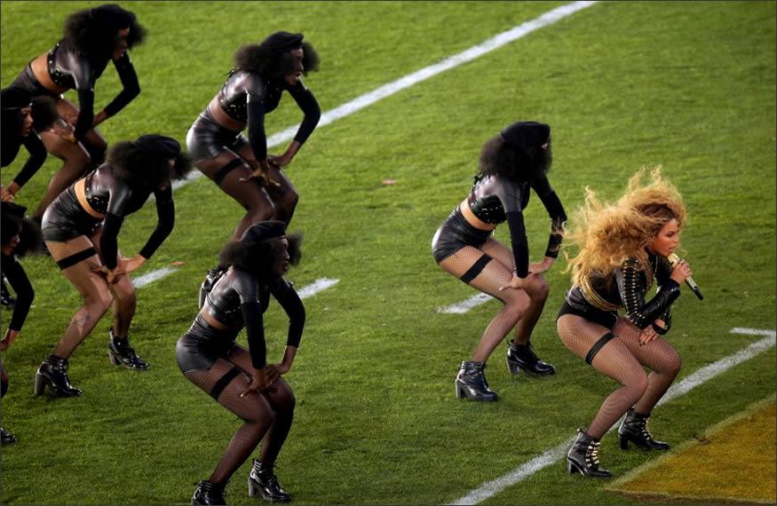 Super Bowl 2016 Beyonce