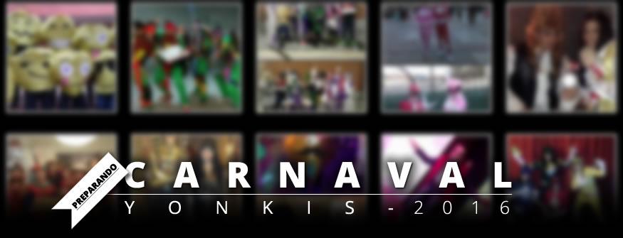 Preparando los Carnavales 2016