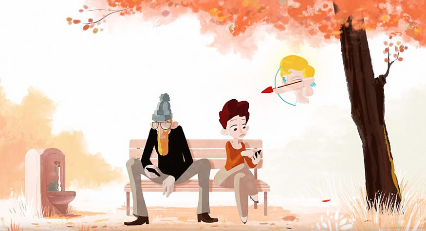 Corto de animación Cthupid