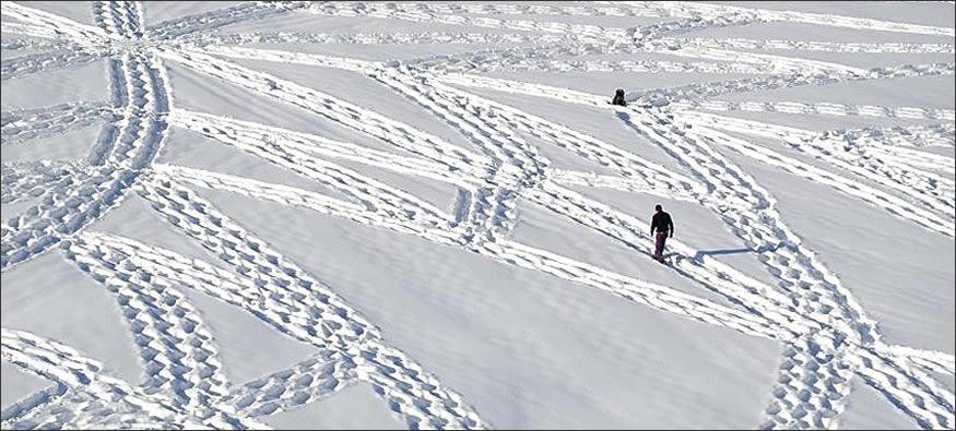 andando-nieve