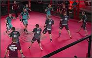Campeonato de lucha por equipos