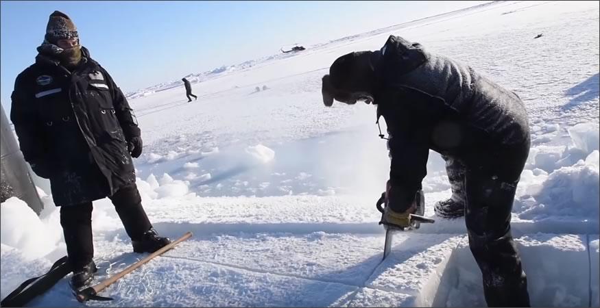 hielo-submarino