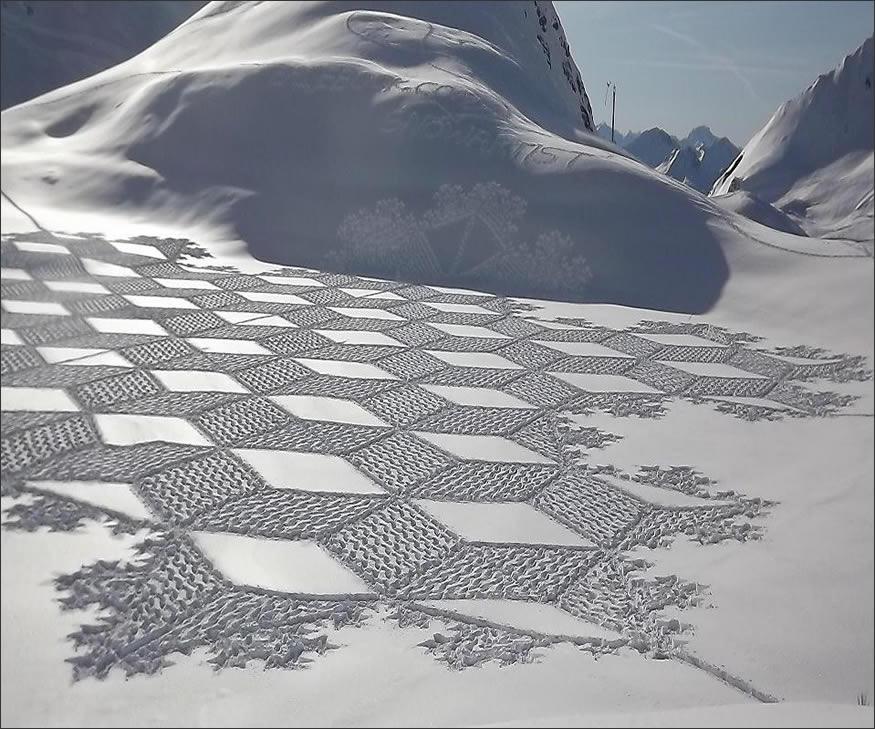 snow-artist