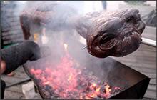 barbacoa-alien