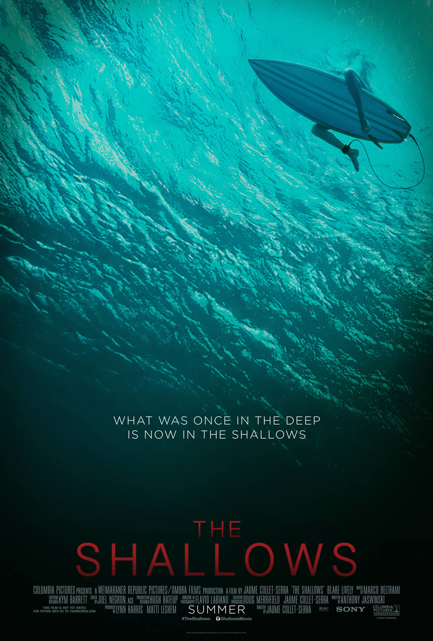 The Shallows - Trailer