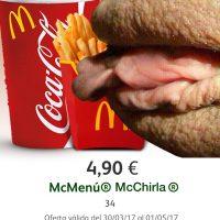 Oferta Bronce McDonalds