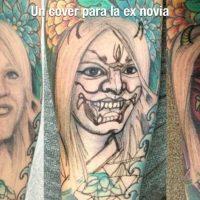 Tattoo cover épico